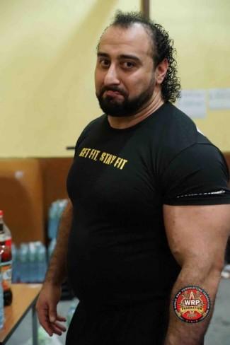 Захир Худояров 1112,5 кг без экипировки