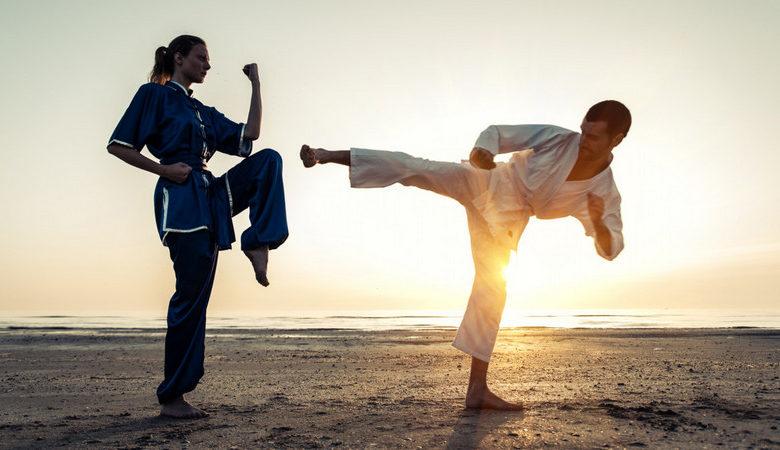 Фитнес и боевые искусства