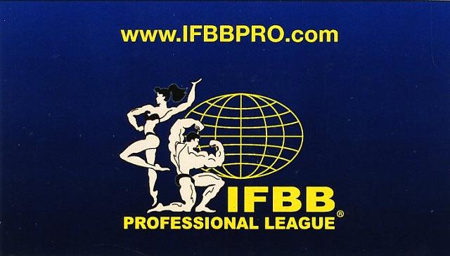 федерация бодибилдинга ifbb