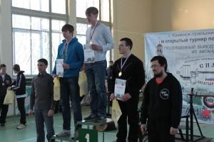 Фото с Чемпионата Каменского ГО по жиму