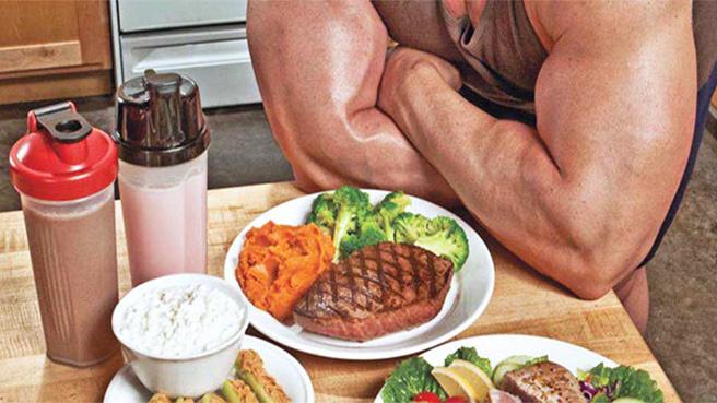 Главное – белки