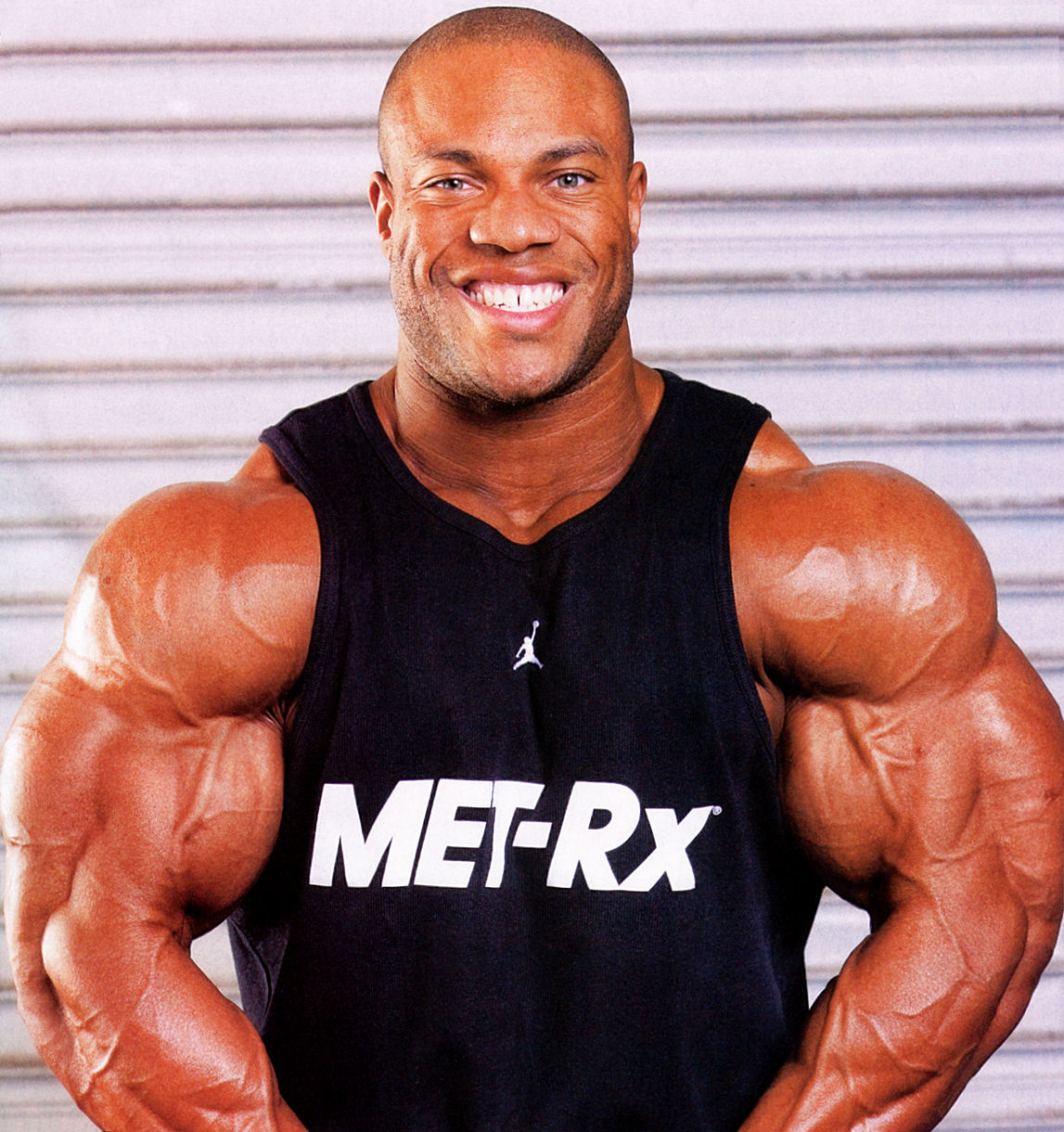 phil-heath-smiling-face-in-black-t-shirt