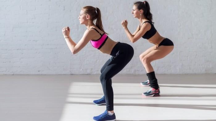 5 упражнений для красивой попы