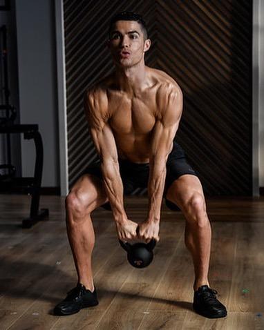 Тренировки атлетизма на примере Криштиану Роналду