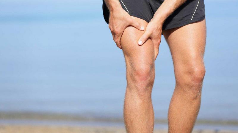 затекли мышцы