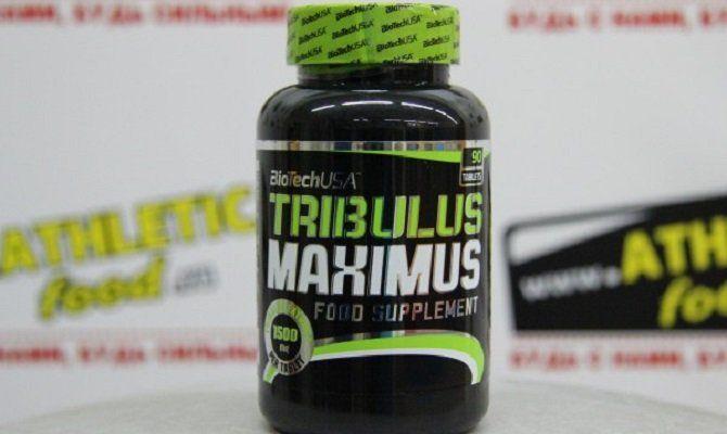 Схема приема tribulus