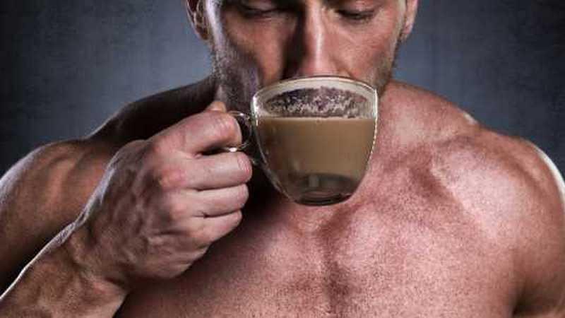 Употребление кофеина перед тренировкой