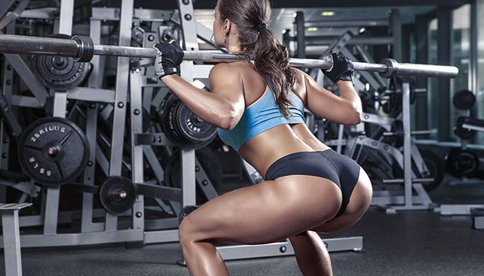 тренировки ног для женщин